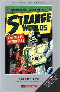 PRE-CODE CLASSICS STRANGE WORLDS Volume 2
