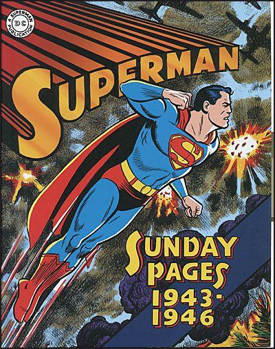 SUPERMAN The Golden Age Sundays 1943-1946-0