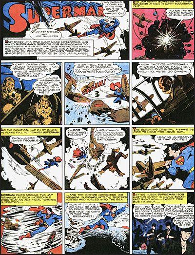 SUPERMAN The Golden Age Sundays 1943-1946-7083