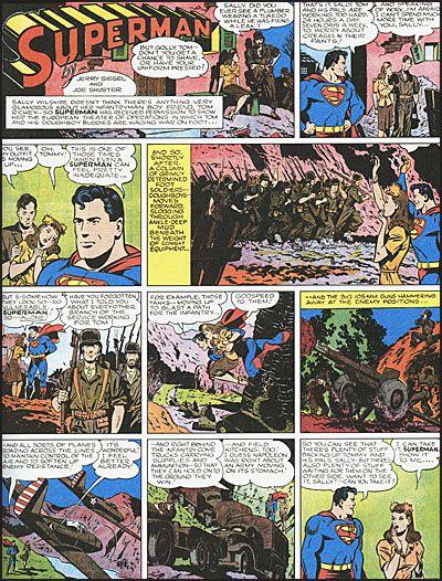SUPERMAN The Golden Age Sundays 1943-1946-7084