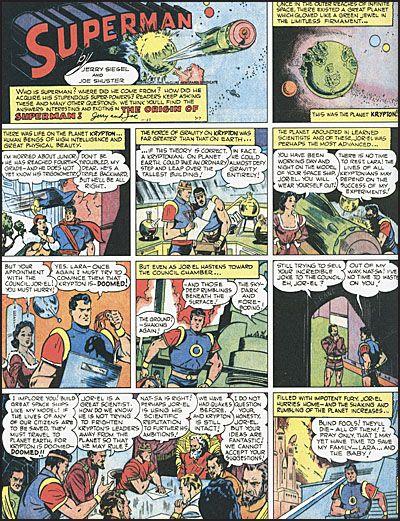 SUPERMAN The Golden Age Sundays 1943-1946-7085
