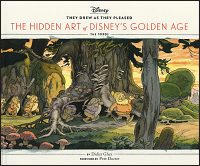 THEY DREW AS THEY PLEASED The Hidden Art of Disney's Golden Age Volume 1 The 1930's