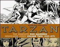 TARZAN The Complete Russ Mannning Newspaper Strips Volume 2