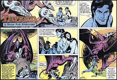 TARZAN The Complete Russ Mannning Newspaper Strips Volume 4-8272
