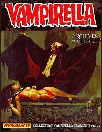 VAMPIRELLA ARCHIVES Volume 3