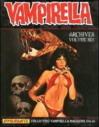 VAMPIRELLA ARCHIVES Volume 6