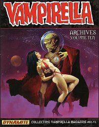 VAMPIRELLA ARCHIVES Volume 10