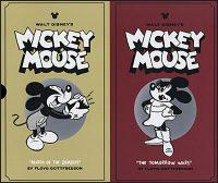 WALT DISNEY'S MICKEY MOUSE Volume 7 & 8 Collector's Box Set