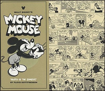 WALT DISNEY'S MICKEY MOUSE Volume 7 & 8 Collector's Box Set-7592