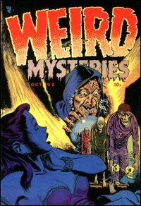 PRE-CODE CLASSICS WEIRD MYSTERIES Volume 1