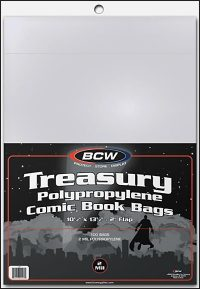 PLASTIC BAGS Treasury (100)