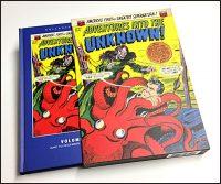 ADVENTURES INTO THE UNKNOWN Volume 9 Slipcased