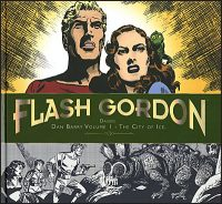 FLASH GORDON DAN BARRY DAILIES Volume 1 The City of Ice