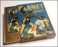 PLANET COMICS Volume 8 Slipcased