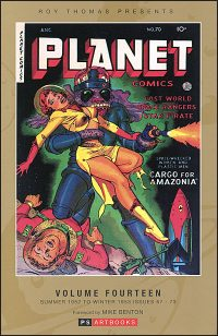 PLANET COMICS Volume 14