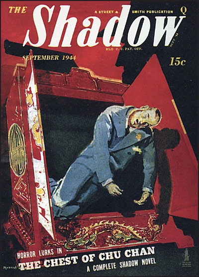 THE SHADOW #106