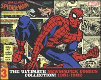 AMAZING SPIDER-MAN Ultimate Newspaper Comics Collection 1981-82 Volume 3