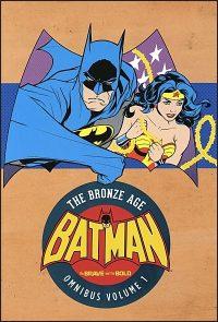 BATMAN The Brave and The Bold Bronze Age Omnibus Volume 1
