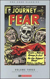 PRE-CODE CLASSICS JOURNEY INTO FEAR Volume 3