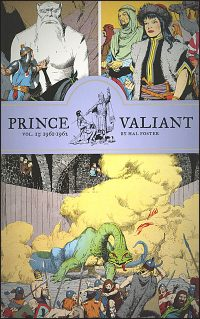 PRINCE VALIANT Volume 13