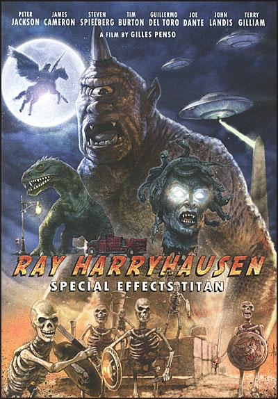RAY HARRYHAUSEN Special Effects Titan DVD