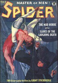 THE SPIDER MASTER OF MEN Volume 9