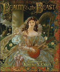BEAUTY AND THE BEAST Kinuko Craft