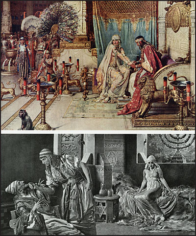 DRAWING FROM HISTORY The Forgotten Art of Fortunino Matania