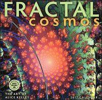 FRACTAL COSMOS The Art of Alice Kelley 2017 Calendar