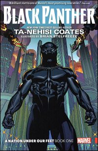 BLACK PANTHER A NATION UNDER OUR FEET Volume 1