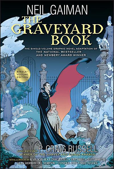 NEIL GAIMAN'S GRAVEYARD BOOK COMPLETE
