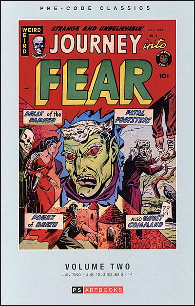 PRE-CODE CLASSICS JOURNEY INTO FEAR Volume 2
