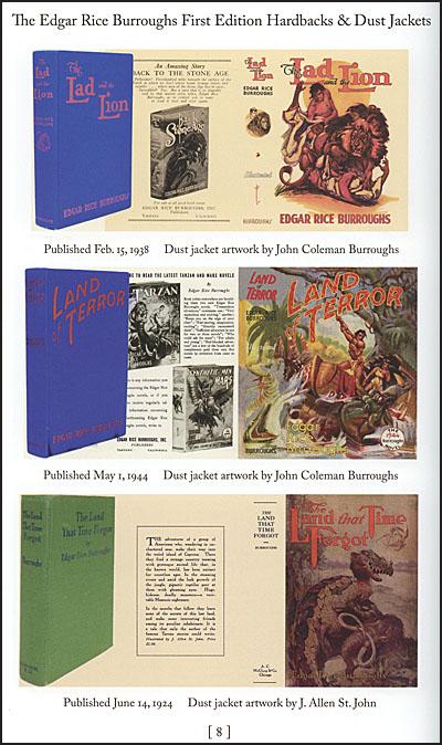 EDGAR RICE BURROUGHS The Bibliography
