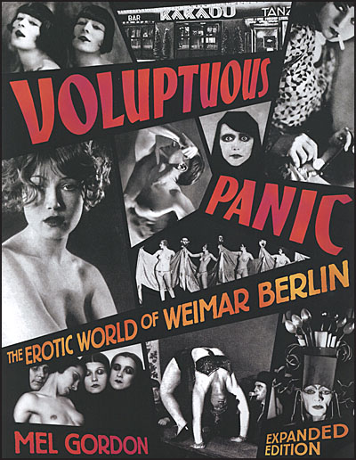 VOLUPTUOUS PANIC Expanded Edition