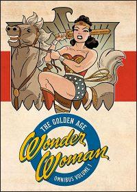 WONDER WOMAN The Golden Age Omnibus Volume 1