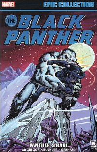 BLACK PANTHER Epic Collection Volume 1 Panther's Rage