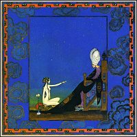 KAY NIELSEN A Thousand and One Nights