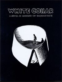 WHITE COLLAR Novel in Linocuts