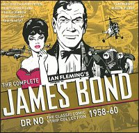 THE COMPLETE JAMES BOND Dr. No The Classic Comic Strip Collection 1958-1960