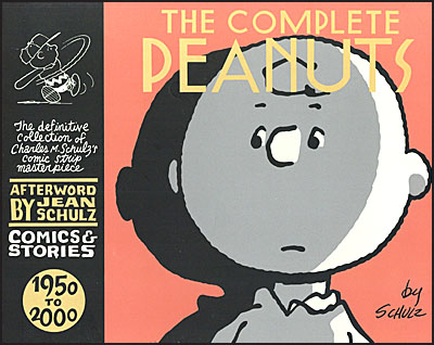 THE COMPLETE PEANUTS Volume 25 & 26 Slipcase Set 1999-2000