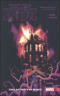 DOCTOR STRANGE Volume 2 The Last Days of Magic