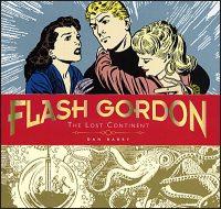 FLASH GORDON DAN BARRY DAILIES Volume 2 The Lost Continent