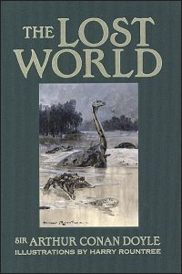 THE LOST WORLD By Harry Rountree
