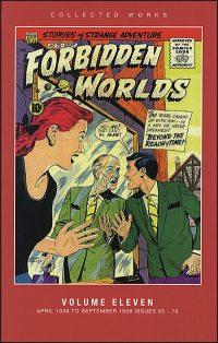 FORBIDDEN WORLDS Volume 11