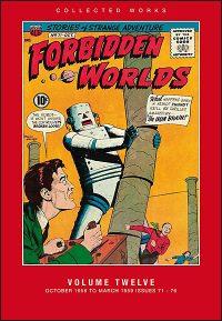 FORBIDDEN WORLDS Volume 12