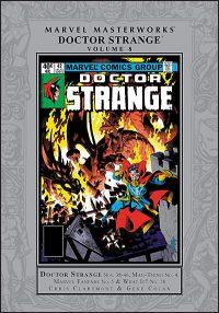 MARVEL MASTERWORKS DOCTOR STRANGE Volume 8