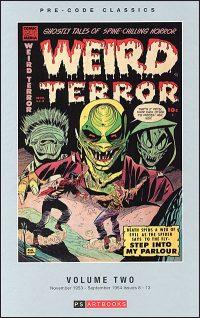 PRE-CODE CLASSICS WEIRD TERROR Volume 2