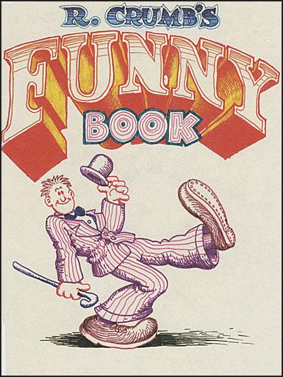 R. CRUMB SKETCHBOOK Volume 1 1964-1968