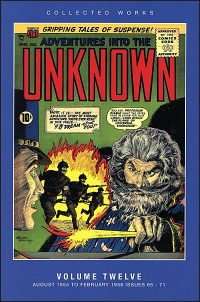 ADVENTURES INTO THE UNKNOWN Volume 12