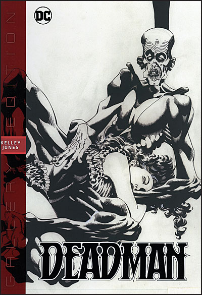 DEADMAN KELLEY JONES Gallery Edition
